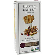 Rustic Bakery Sourdough Flat Bread Kalamata Olive