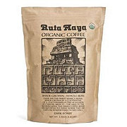 Ruta Maya Organic Dark Roast Whole Bean Coffee