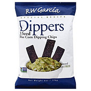 RW Garcia Dippers Blue Corn Dippers