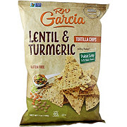 RW Garcia Lentil & Tumeric Tortilla Chips