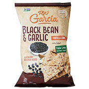 RW Garcia Tortilla Chips Black Bean & Garlic