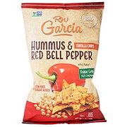 RW Garcia Tortilla Chips Hummus & Red Pepper
