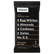 RxBar Protein Bar Chocolate Sea Salt