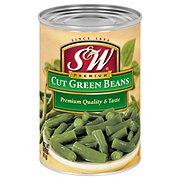 S & W Cut Green Beans