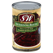 S & W Julienne Cut French Style Beets