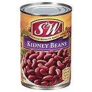 S & W Kidney Beans, Premium