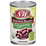 S & W Organic Kidney Beans