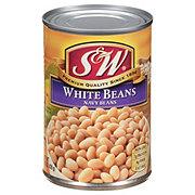 S & W Premium White Beans