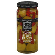 Sable & Rosenfeld Tipsy Vodka Fiery Olives