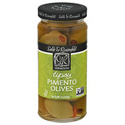 Sable & Rosenfeld Vermouth Tipsy Olives Stuffed With Pimento Paste