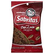 Sabritas Chile & Limon Peanuts