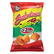 Sabritones Chile & Lime Puffed Wheat Snacks