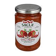Sacla Red Pepper Chili Pesto