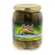 Sadaf Mediterranean Kosher Dill Pickles