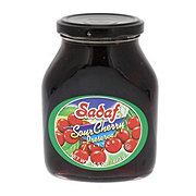 Sadaf Sour Cherry Preserve Pitted