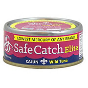 Safe Catch Elite Cajun Tuna