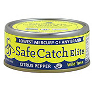 Safe Catch Elite Citrus Pepper Tuna