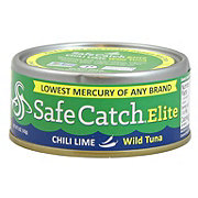 Safe Catch Elite Elite Chile Lime Tuna
