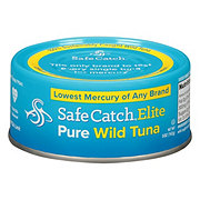 Safe Catch Elite Elite Solid Wild Tuna Steak