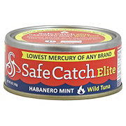 Safe Catch Elite Habanero Mint Tuna