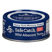 Safe Catch Elite No Salt Added Wild Albacore Tuna can