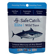 Safe Catch Elite Wild Caught Tuna Single Serve Pouch