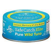 SAFE CATCH Safe Catch Elite Solid Wild Tuna Steak