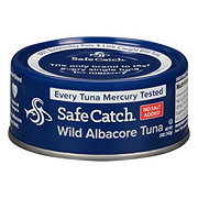 SAFE CATCH Safe Catch Wild Albacore Tuna No Salt Added