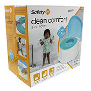 Safety 1st Clean Comfort 3 in 1 Potty Trainer