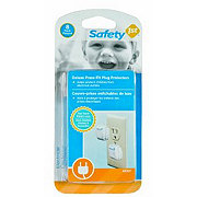 Safety 1st Deluxe Press-Fit Plug Protectors