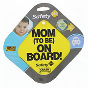 Safety 1st Foam Double Sided Message Sign