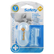 Safety 1st Hospital's Choice Fingertip Toothbrush and Case