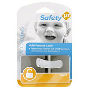Safety 1st Locks & Latches Multi Purpose Appliance Latch White