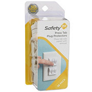 Safety 1st Press Tab Plug Protectors