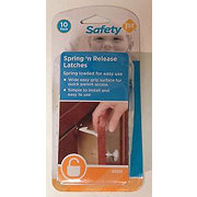 Safety 1st Spring n' Release Latches