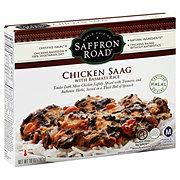 Saffron Road Chicken Saag with Basmati Rice