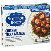 Saffron Road Chicken Tikka Masala with Basmati Rice