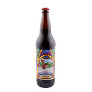 Saint Arnold 20th Anniversary Beer Bottle