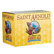 Saint Arnold Amber Ale  Beer 12 oz  Bottles