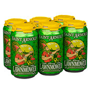 Saint Arnold Fancy Lawnmower  Beer 12 oz  Cans