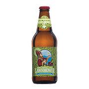 Saint Arnold Fancy Lawnmower Beer Bottle