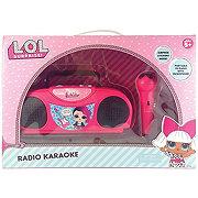 Sakar Lol Surprise Radio Karaoke