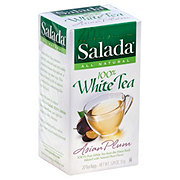 Salada Asian Plum 100% White Tea Bags