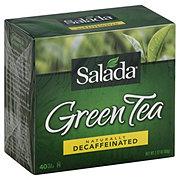 Salada Naturally Decaffeinated Green Tea Bags