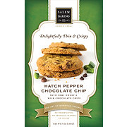 Salem Baking Co. Chocolate Chip Hatch Thin Crispy Cookies