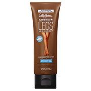 Sally Hansen Airbrush Legs Smooth-On Perfect Leg Makeup  Deep