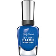Sally Hansen Complete Salon Manicure Nail Enamel Blue My Mind 550