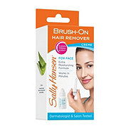 Sally Hansen Creme For Face Brush-On Hair Remover