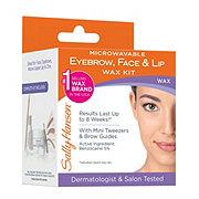 Sally Hansen Microwaveable Eyebrow Face & Lip Wax