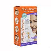 Sally Hansen Ouch-Relief Wax Strip Kit